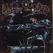 Click here for more info about 'Alice Cooper - Theatre Of Death + Ticket Stub'