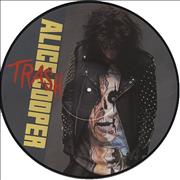 Click here for more info about 'Alice Cooper - Trash'