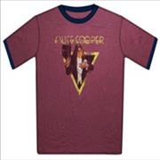 Click here for more info about 'Alice Cooper - Vintage Nightmare - XL T-Shirt'