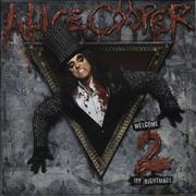 Click here for more info about 'Alice Cooper - Welcome 2 My Nightmare - Red Vinyl'