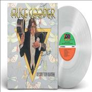 Click here for more info about 'Alice Cooper - Welcome To My Nightmare - Clear Vinyl - Sealed'