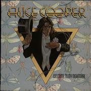 Click here for more info about 'Alice Cooper - Welcome To My Nightmare - EX'