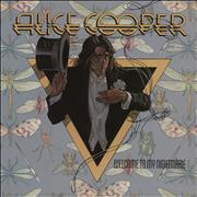 Click here for more info about 'Alice Cooper - Welcome To My Nightmare'