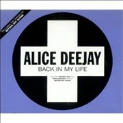 Click here for more info about 'Alice Deejay - Back In My Life'