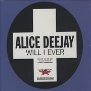 Click here for more info about 'Alice Deejay - Will I Ever - CD2'