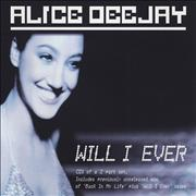 Click here for more info about 'Alice Deejay - Will I Ever'
