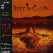 Click here for more info about 'Alice In Chains - Dirt'