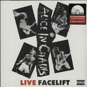Click here for more info about 'Alice In Chains - Live Facelift - RSD - Sealed'