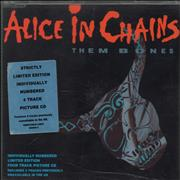 Click here for more info about 'Alice In Chains - Them Bones'