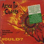 Click here for more info about 'Alice In Chains - Would?'