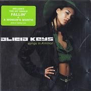 Click here for more info about 'Alicia Keys - Songs In A Minor'