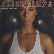 Click here for more info about 'Alicia Keys - Superwoman'