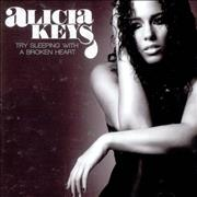 Click here for more info about 'Alicia Keys - Try Sleeping With A Broken Heart'