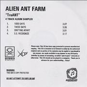 Click here for more info about 'truANT 4 Track Album Sampler'