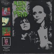 Click here for more info about 'Alien Sex Fiend - Classic Albums Volume 2 - Sealed Box Set'