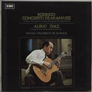 Click here for more info about 'Alirio Díaz - Rodrigo: Concerto De Aranjuez / Giuliani: Concerto For Guitar, Strings And Timpani, Op.30'