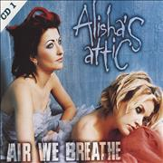 Click here for more info about 'Alisha's Attic - Air We Breathe - CD1'