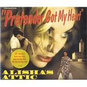 Click here for more info about 'Alisha's Attic - Pretender Got My Heart - CD1'