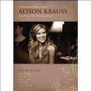 Click here for more info about 'Alison Krauss - A Hundred Miles Or More: Live From The Tracking Room'