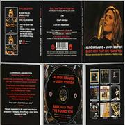 Click here for more info about 'Alison Krauss - Baby, Now That I've Found You'