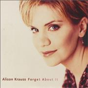 Click here for more info about 'Alison Krauss - Forget About It'