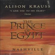 Click here for more info about 'Alison Krauss - I Give To You His Heart'