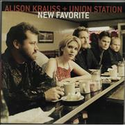 Click here for more info about 'Alison Krauss - New Favorite - 180gm'