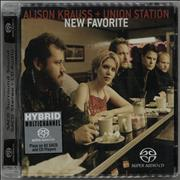 Click here for more info about 'Alison Krauss - New Favorite'