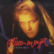 Click here for more info about 'Alison Moyet - All Cried Out'