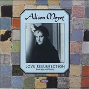 Click here for more info about 'Alison Moyet - Love Resurrection'