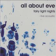Click here for more info about 'All About Eve - Fairy Light Nights - Live Acoustic'