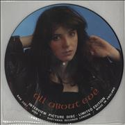 Click here for more info about 'All About Eve - Interview Picture Disc'