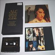 Click here for more info about 'All About Eve - Martha's Harbour - Cassette Box'