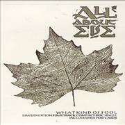 Click here for more info about 'All About Eve - What Kind Of Fool CD + Envelope'