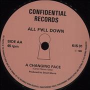 Click here for more info about 'All Fall Down - Arecibo / A Changing Face'