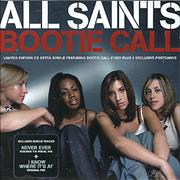 Click here for more info about 'All Saints - Bootie Call - with Postcards'