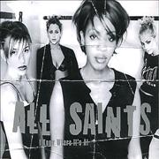 Click here for more info about 'All Saints - I Know Where It's At'