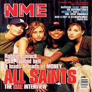 Click here for more info about 'NME & Melody Maker'