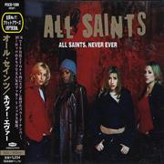 Click here for more info about 'All Saints - Never Ever'