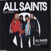 Click here for more info about 'All Saints - Rock Steady'