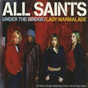 Click here for more info about 'All Saints - Under The Bridge'
