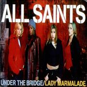 Click here for more info about 'Under The Bridge/Lady Marmalade'