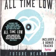 Click here for more info about 'All Time Low - Future Hearts - Sealed'