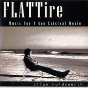Click here for more info about 'Allan Holdsworth - Flat Tire: Music For A Non-Existent Movie'