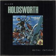 Allan Holdsworth Metal Fatigue Netherlands vinyl LP