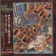 Allan Holdsworth Road Games Japan CD album