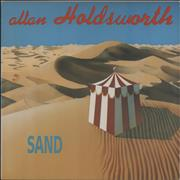 Allan Holdsworth Sand USA vinyl LP