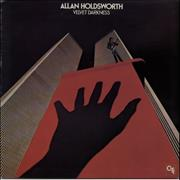 Allan Holdsworth Velvet Darkness USA vinyl LP