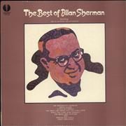 Click here for more info about 'Allan Sherman - The Best Of Allan Sherman'