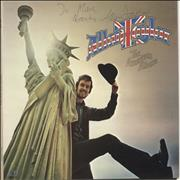 Click here for more info about 'Allan Taylor - The American Album - Signed'
